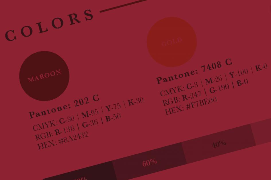 Colors – Jones College